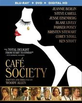 Cafe Society (Blu-ray + DVD)