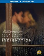 Indignation (Blu-ray)