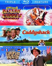 Blazing Saddles / Caddyshack / National Lampoon's