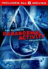 The Ultimate Paranormal Activity Collection