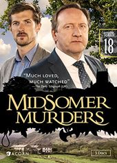 Midsomer Murders - Series 18 (3-DVD)