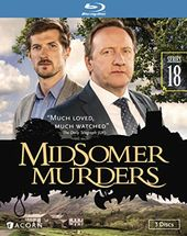 Midsomer Murders - Series 18 (Blu-ray)