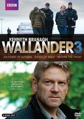 Wallander - An Event in Autumn / The Dogs of Riga