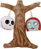 Nightmare Before Christmas - Jack & Sally Heads