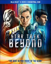 Star Trek Beyond (Blu-ray + DVD)