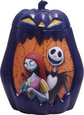 Nightmare Before Christmas - Pumpkin Cookie Jar