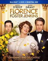 Florence Foster Jenkins (Blu-ray + DVD)