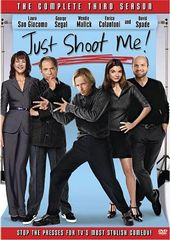 Just Shoot Me! - Season 3 (3-DVD)