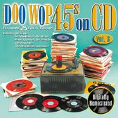 Doo Wop 45s On CD, Volume 3
