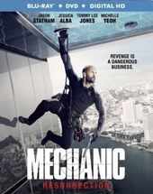 Mechanic: Resurrection (Blu-ray + DVD)