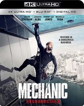 Mechanic: Resurrection (4K Ultra HD Blu-ray,