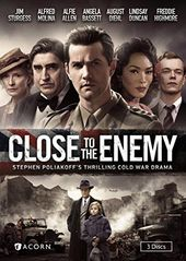 Close to the Enemy - Season 1 (3-DVD)