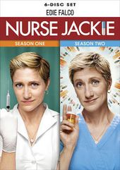 Nurse Jackie - Seasons 1 & 2 (6-DVD)