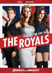 The Royals - Seasons 1 & 2 (6-DVD)