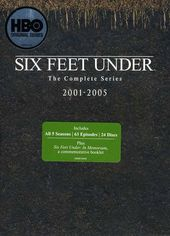 Six Feet Under - Complete Series (24-DVD)