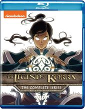 The Legend of Korra - Complete Series (Blu-ray)