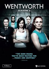 Wentworth - Season 3 (4-DVD)