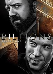 Billions - Season 1 (4-DVD)
