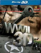 History Channel - WWII in 3D (Blu-ray)