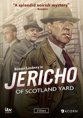 Jericho of Scotland Yard - Season 1 (2-DVD)
