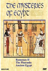Mysteries of Egypt Box Set (3-DVD)