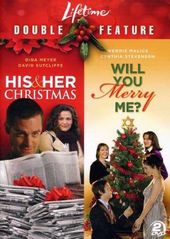 His & Her Christmas / Will You Merry Me (2-DVD)
