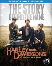 Harley and the Davidsons (Blu-ray + DVD)
