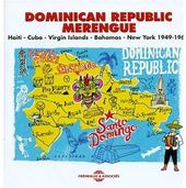 Dominican Republic Merengue: 1949-1962 (3-CD)