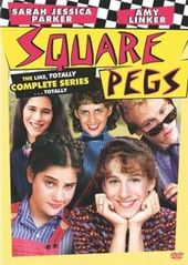 Square Pegs - Complete Series (3-DVD)
