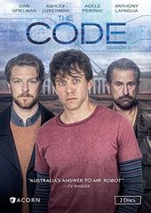 The Code - Season 2 (2-DVD)