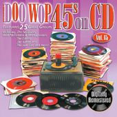 Doo Wop 45s On CD, Volume 15