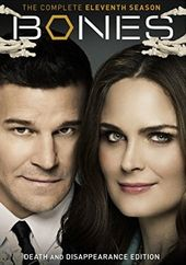 Bones - Complete 11th Season (6-DVD)