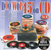 Doo Wop 45s On CD, Volume 16