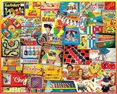 The Games We Played - 1000 Piece Puzzle