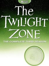 The Twilight Zone - Season 3 (5-DVD)