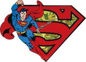 DC Comics - Superman - Wall Clock