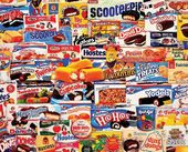 Tasty Treats - 1000 Piece Puzzle