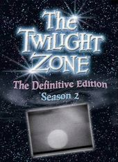 The Twilight Zone - Season 2 (5-DVD)