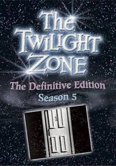 The Twilight Zone - Season 5 (6-DVD)