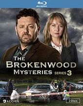 The Brokenwood Mysteries - Series 3 (Blu-ray)