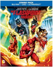 Justice League: The Flashpoint Paradox (Blu-ray +