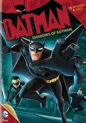Beware the Batman: Shadows of Gotham - Season 1,