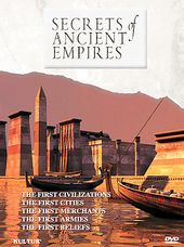 Secrets of Ancient Empires Box Set (5-DVD)