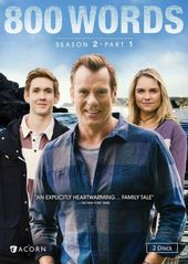 800 Words - Season 2, Part 1 (2-DVD)