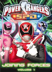 Power Rangers S.P.D., Volume 1: Joining Forces