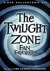 The Twilight Zone - Fan Favorites (5-DVD)