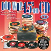 Doo Wop 45s on CD, Volume 17