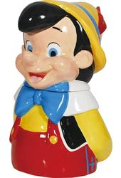 Disney - Pinocchio Cookie Jar