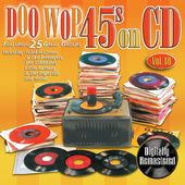Doo Wop 45s on CD, Volume 18
