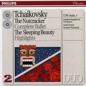 Tchaikovsky: Nutcracker / Sleeping Beauty (2-CD)